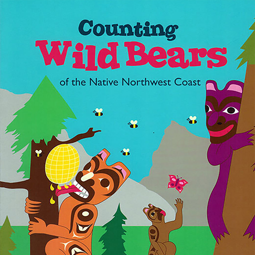 """Counting Wild Bears"" Board Book"