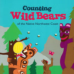 "Board Book - ""Counting Wild Bears"" by Gryn White"
