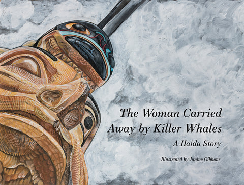 "Baby Raven Reads- ""The Woman Carried Away by Killer Whales"""