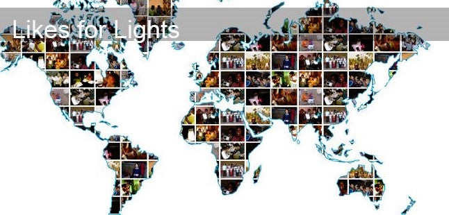 "LuminAID ""Likes for Lights"" Facebook Campaign"