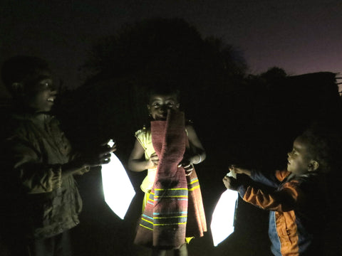Solar light Madagascar