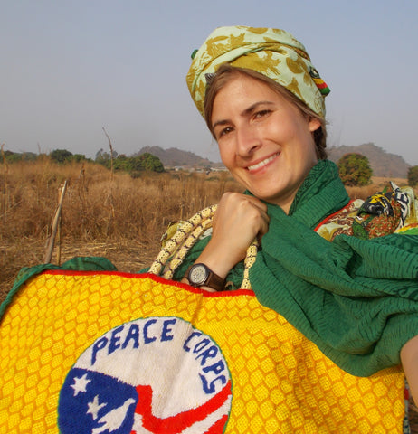 Renne St. Jacque, Peace Corps volunteer