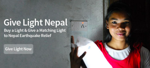 Give Light Get Light Nepal
