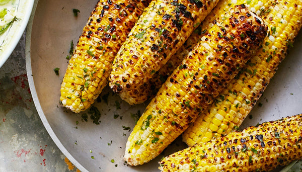 Light it up grilled corn