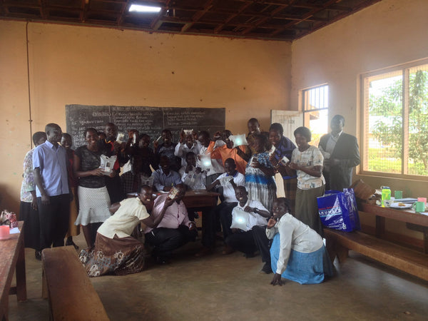 Gulu Primary School PackLite 16