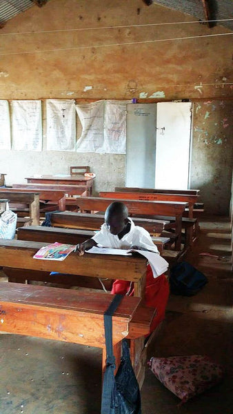 Gulu Primary School Student