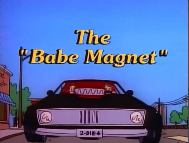 Animated Specials (Digital Downloads): The Babe Magnet