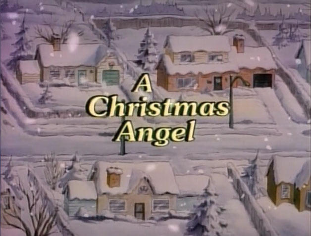 Animated Specials (Digital Downloads): A Christmas Angel