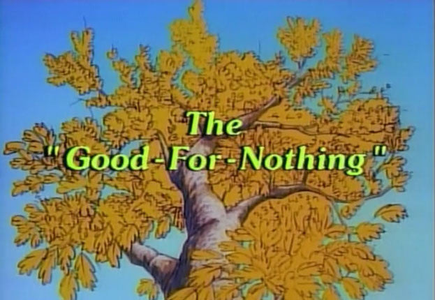 Animated Specials (Digital Downloads): The Good For Nothing