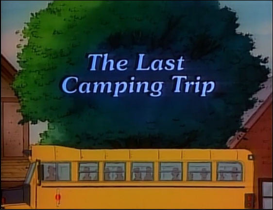 Animated Specials (Digital Downloads): The Last Camping Trip