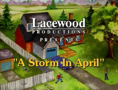Animated Specials (Digital Downloads): A Storm In April