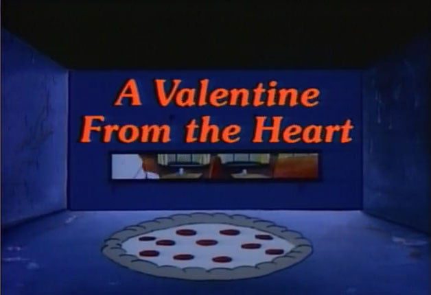 Animated Specials (Digital Downloads): A Valentine From The Heart