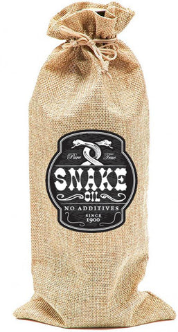 Snake Oil - Wine Bag