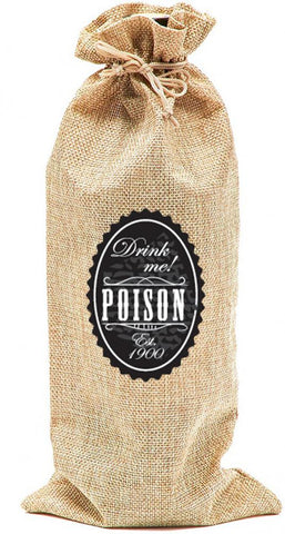 Drink Me Poison - Wine Bag