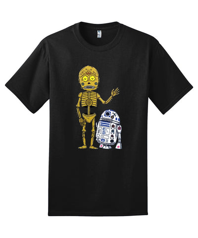 Droids Day of the Dead T-Shirt