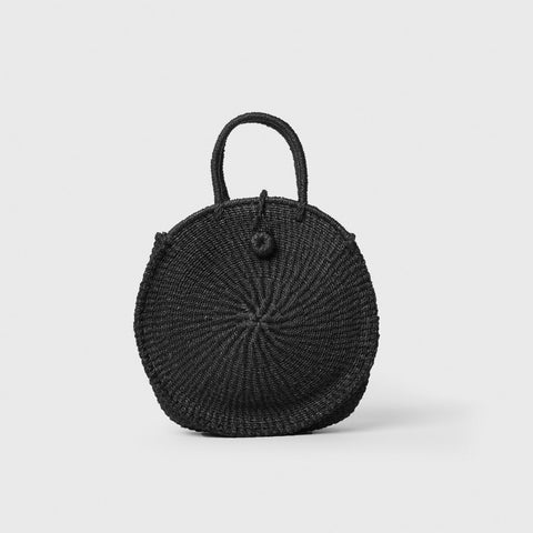 Ticao Circle Bag - Black