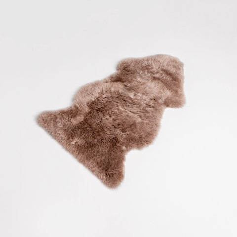 Single Sheepskin - Taupe