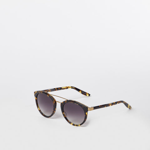 Dalziel Sunglasses - Heroine Chic/Brushed Gold