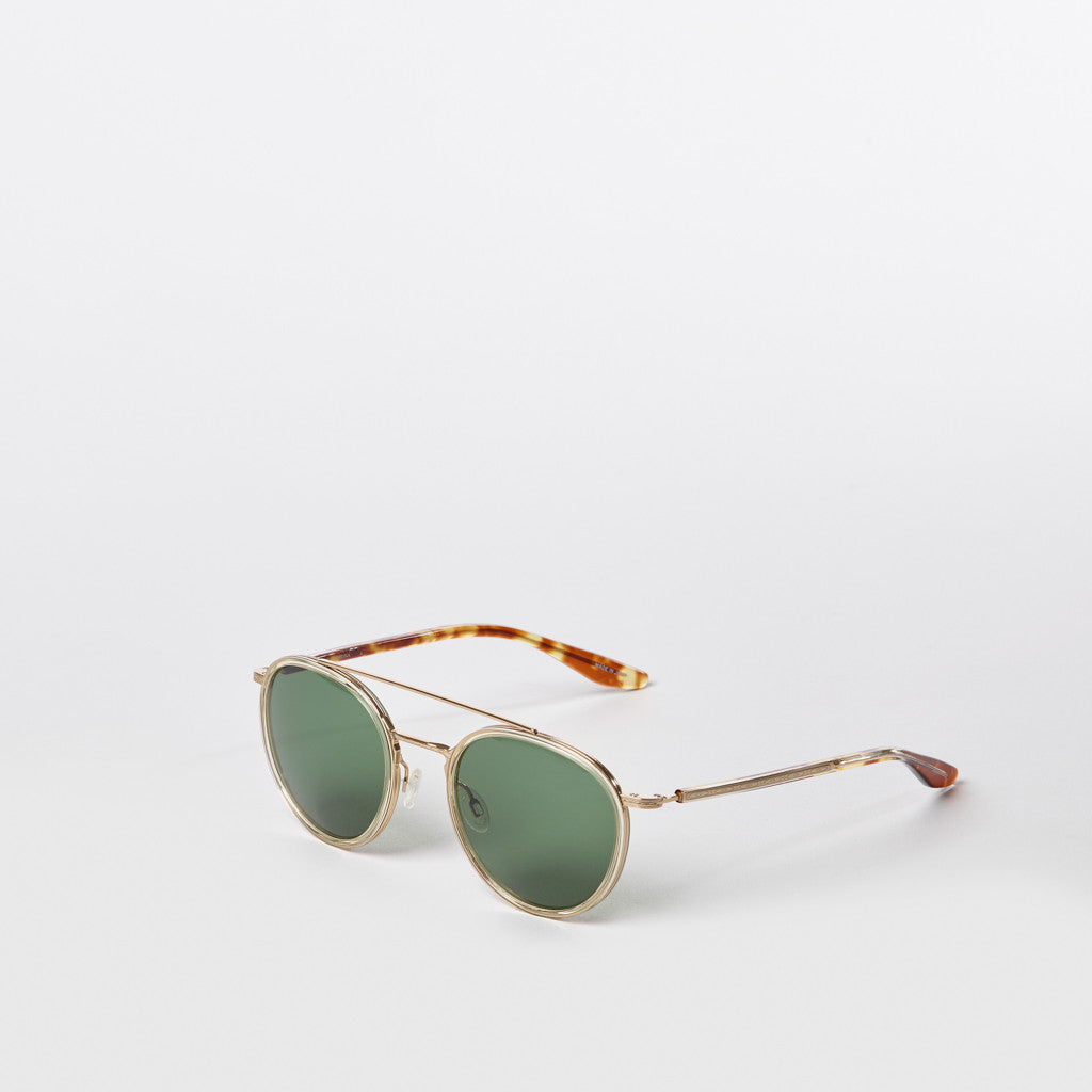 Justice Sunglasses - Champagne/Gold