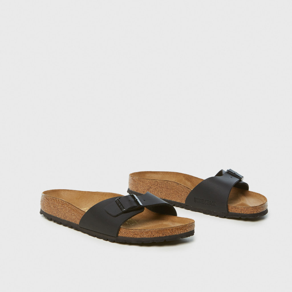 Madrid Sandal - Black