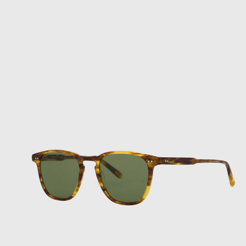 Brooks Sunglasses - Pinewood/Pure Green
