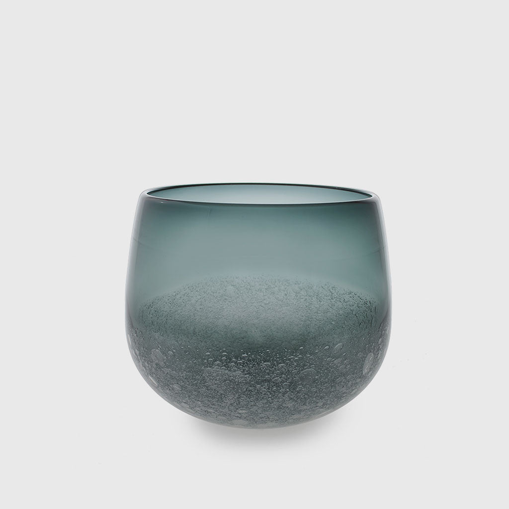 Bubble Deep Bowl - Grey