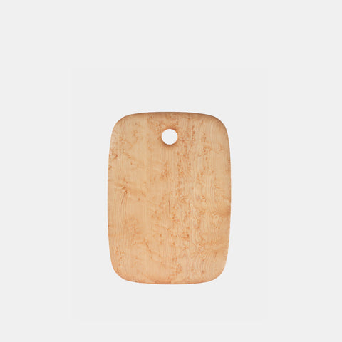 Bird's Eye Maple Cutting Board - 8.5 x 13""