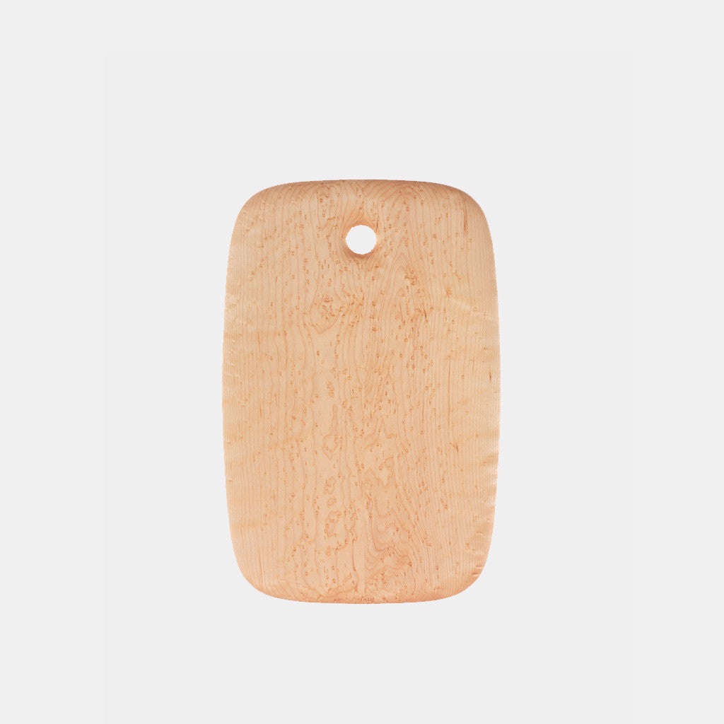 Bird's Eye Maple Cutting Board - 9.5 x 18""