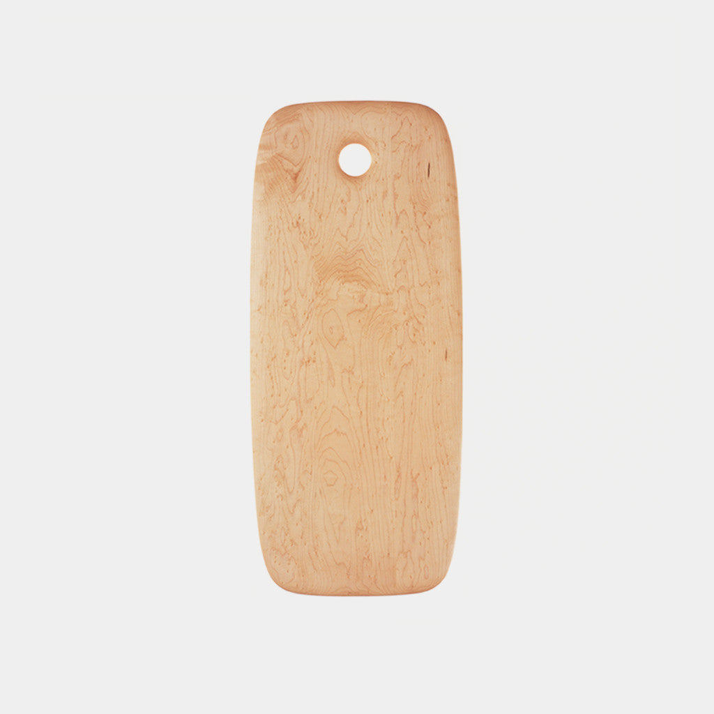 Bird's Eye Maple Cutting Board - 10 x 23""