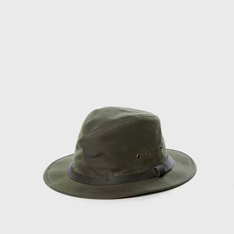 Shelter Packer Hat - Otter Green