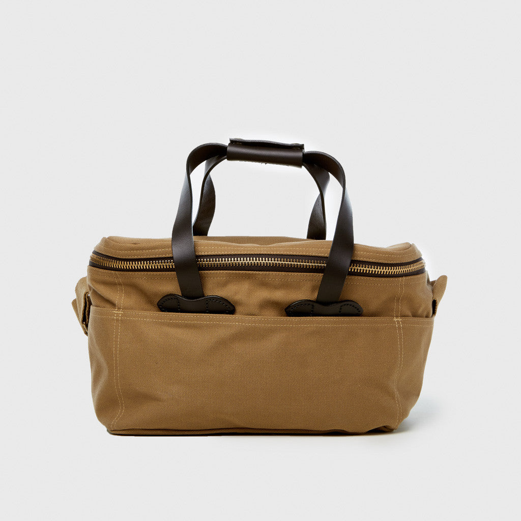 Soft-Sided Cooler - Dark Tan