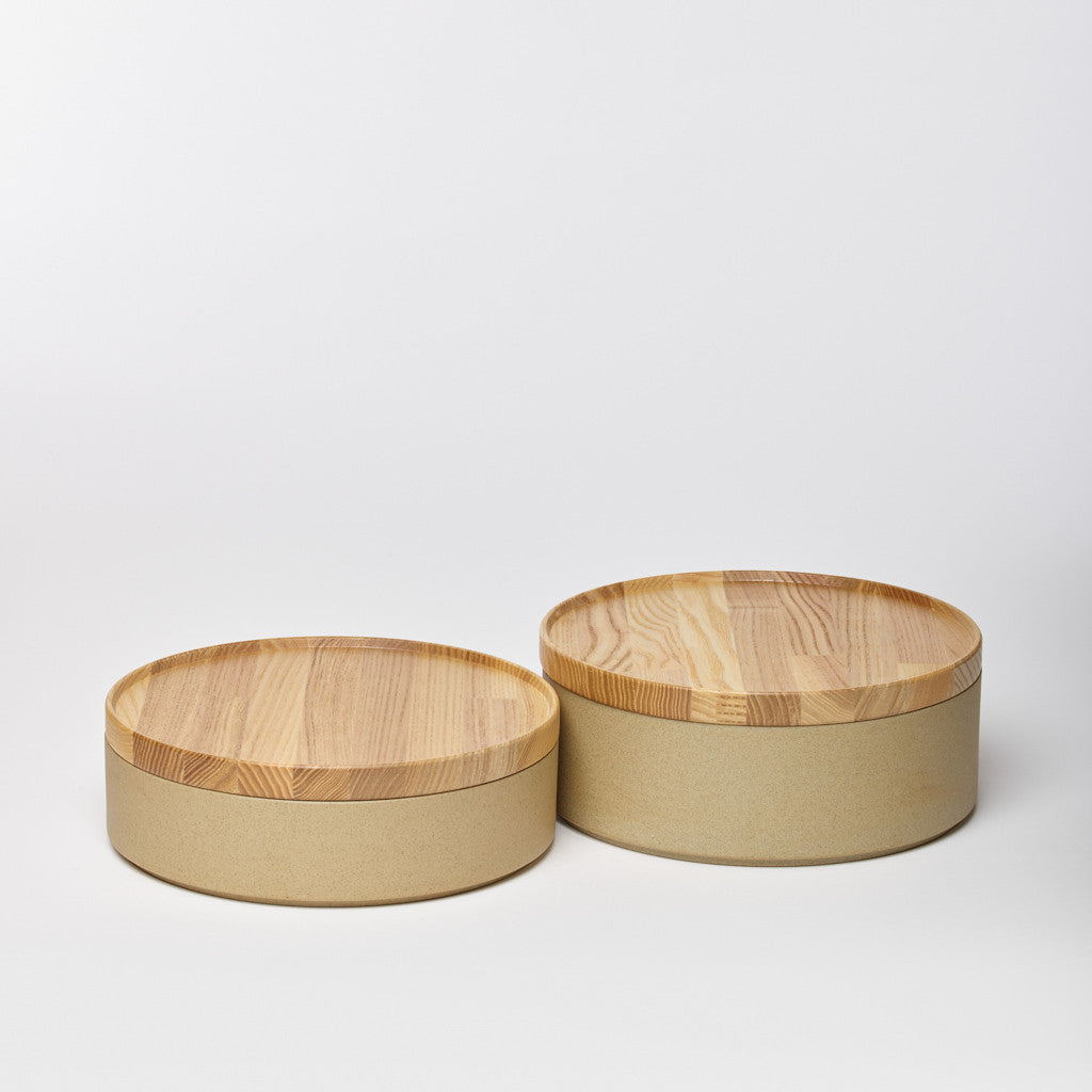 Tall Bowl w/lid