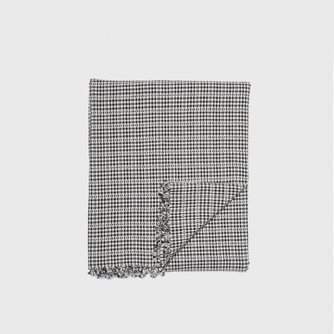 Soho Tablecloth - Black/White