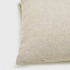 Linen Seam Rectangle Pillow - Natural