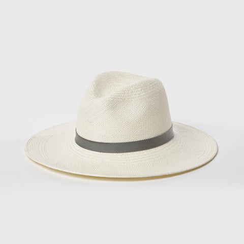 Agave Straw Hat - Bleach - Final Sale