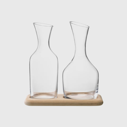 Water & Wine Carafe Set