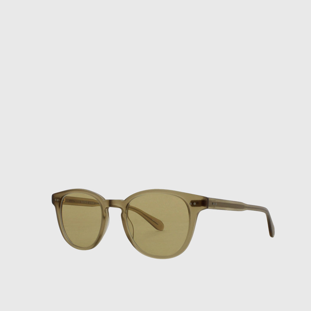 McKinley Sunglasses - Matte Brown/Pure Tan