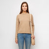 Puffy Crewneck Sweater - Sand