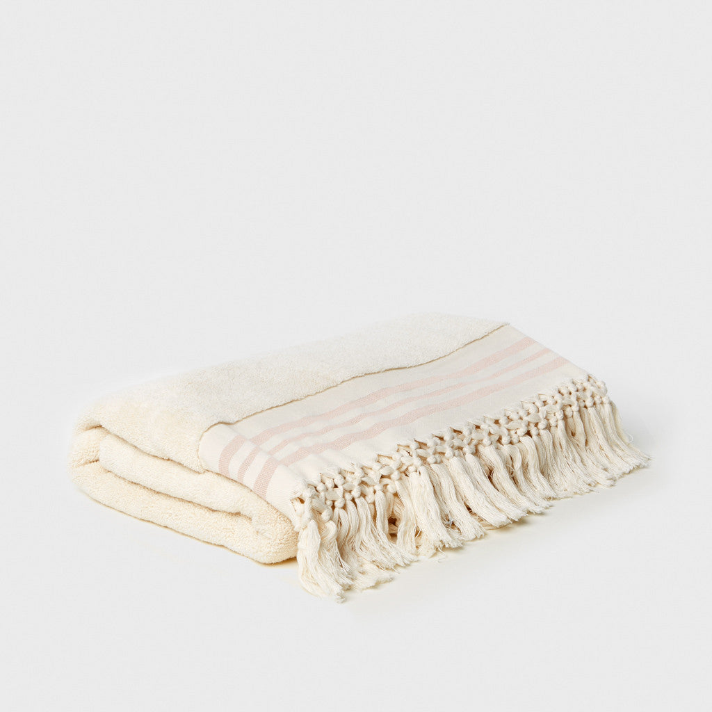 The Famous Turkish Towel - Cream