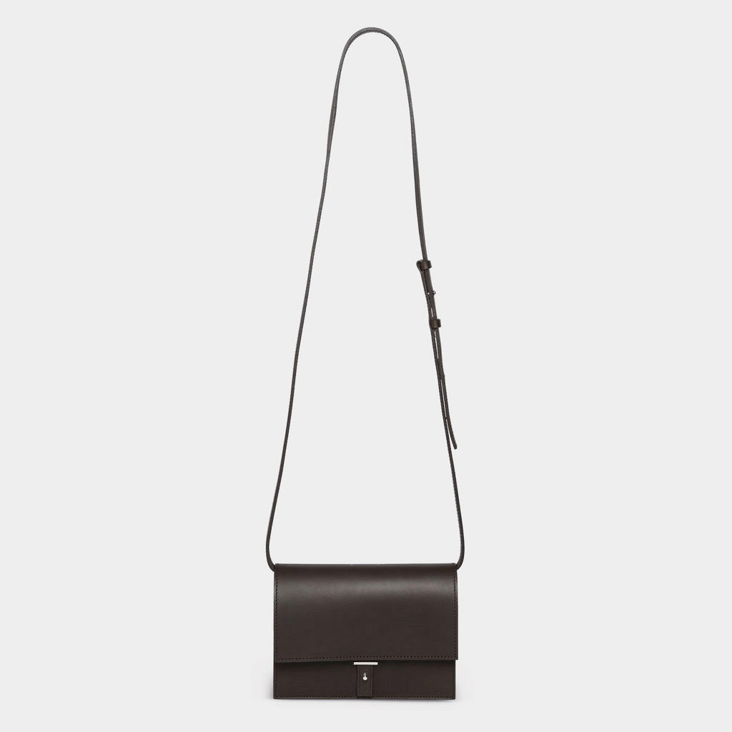 AB 10 Shoulder Bag - Espresso