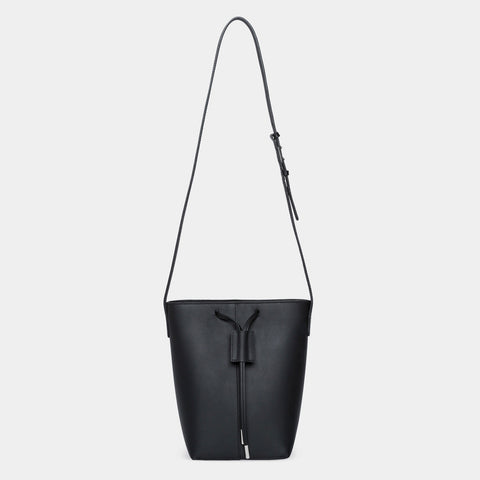 AB 34 Open Shoulder Bag - Black