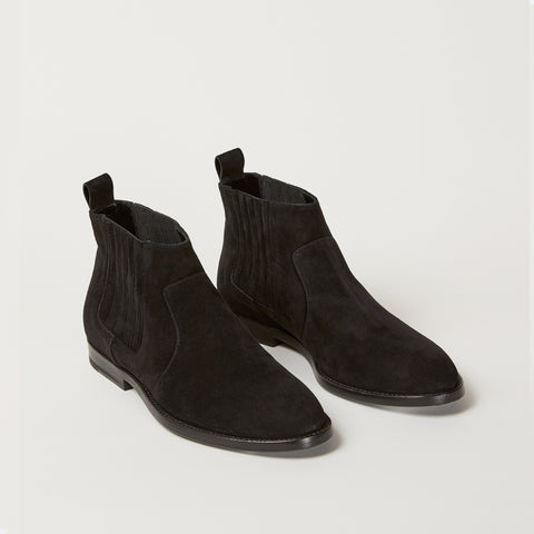 Suede Sonoma Boot - Black