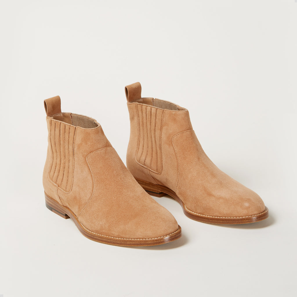 Suede Sonoma Boot - Camel