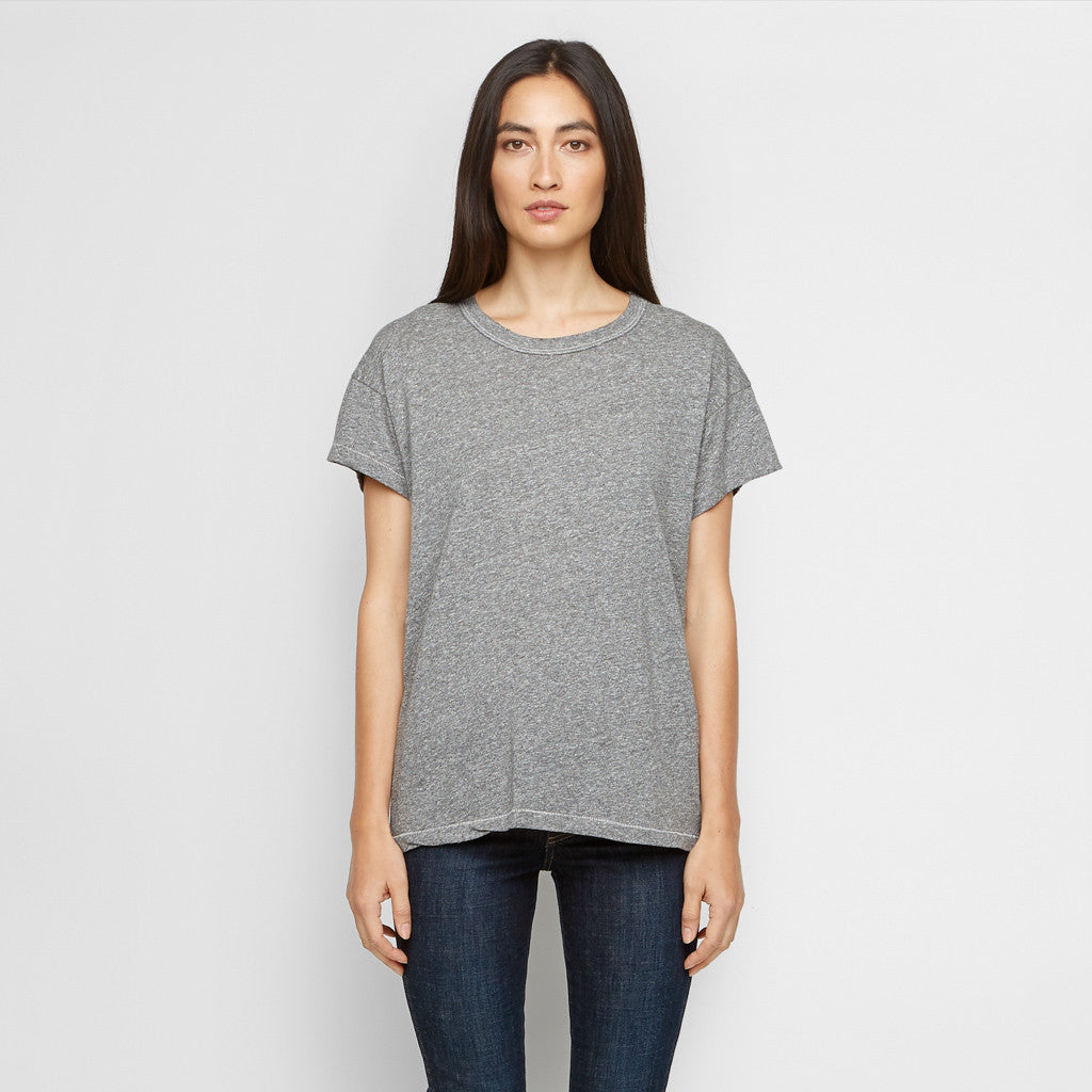 The Boxy Crew - Heather Grey