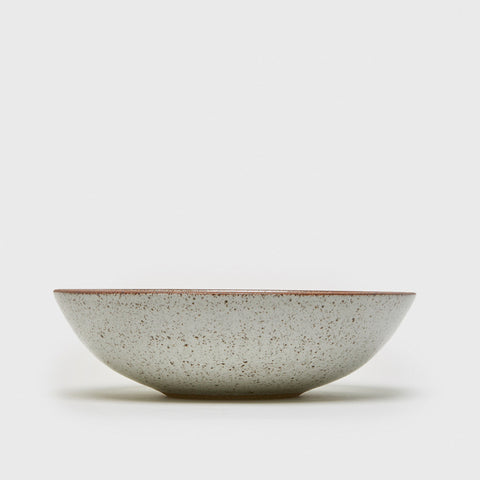 XL Bowl - White Speckle