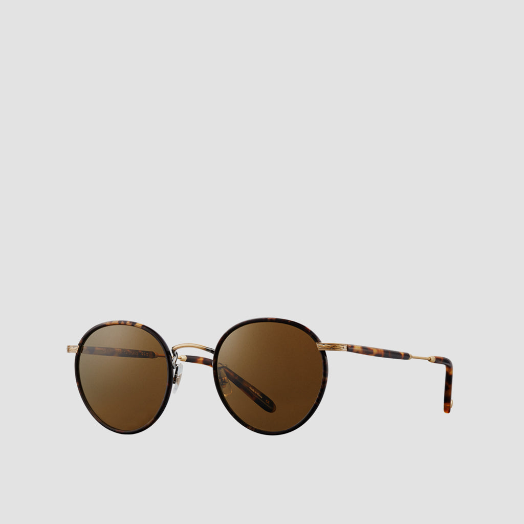 Wilson Sunglasses - Bourbon Tortoise/Brown