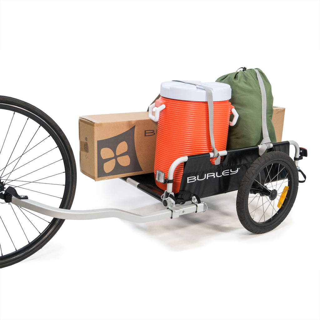 Can an electric bike pull a trailer?