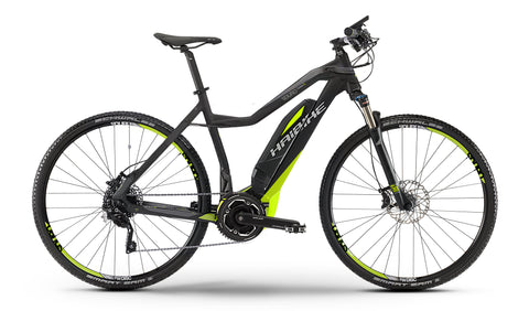 Electric Mountain Bikes - eMTB