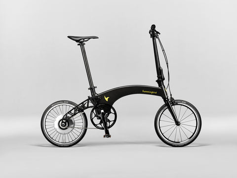 Hummingbird Lightest Electric Bike