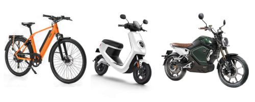 Electric Bike Moped Motorcycle And Scooter Insurance Urban Ebikes